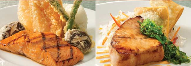Our chef-inspired island Coastal Creations menu features fresh seasonal dishes that are sure to become your favorites.