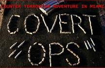 Covert Ops Counter Terror Adventure