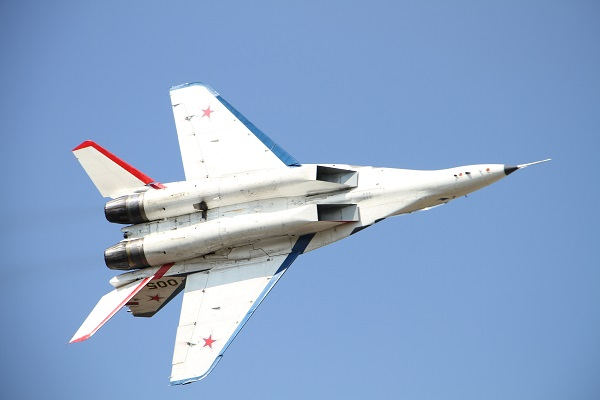 Attend MAKS Airshow in Moscow with Incredible Adventures in July
